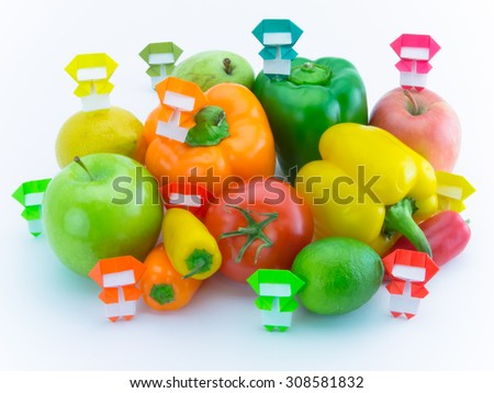 fruits and vegetables list fruit ninja online