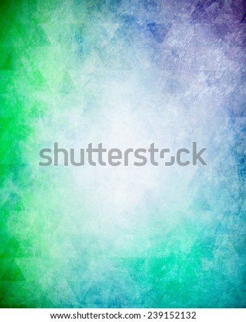 Colorful paint background with space for text - stock photo