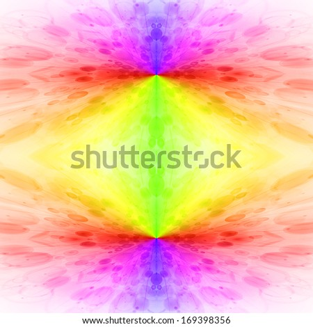 colorful paint splash background, ideal for celebration & invitation & festival concept works. abstract festival & carnival background - stock photo