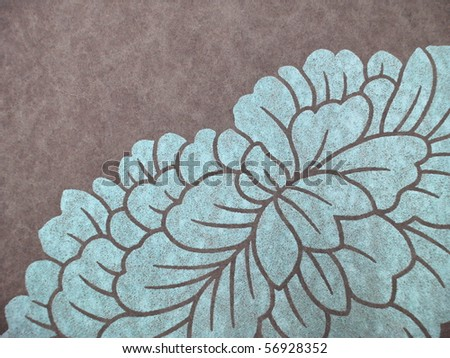colorful roman-arabian style elegant luxury background. More of this motif & more ornaments in my port. - stock photo