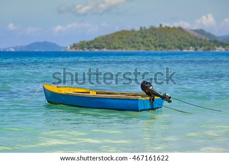 Old motor boat stock images royalty free images vectors for Small fishing boats with motor