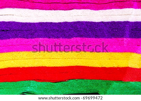 colorful spectrum mulberry paper background texture