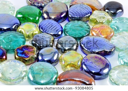 colorful stone in a background - stock photo