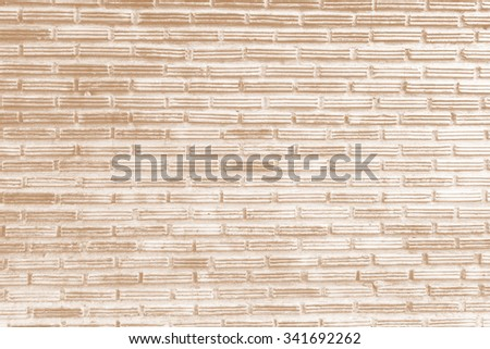 Colorful stone wall , marble stone use for background processed in tinted photo in red tone