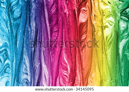 colorful texture - stock photo