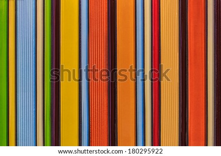 colorful tiles background - stock photo