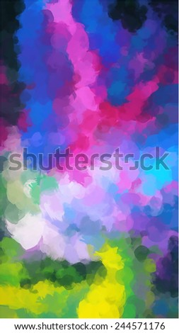 Colorful vertical abstract background - stock photo