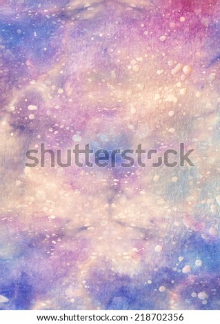 Colorful  vintage abstract  background