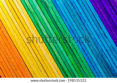 Colorful wood texture background