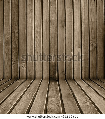 colorful wooden wall