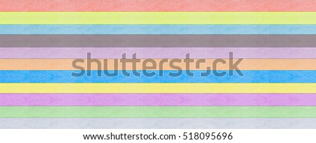 Colorful wooden wall represents a fresh, fun activities for kids carnival background texture horizontal lines long