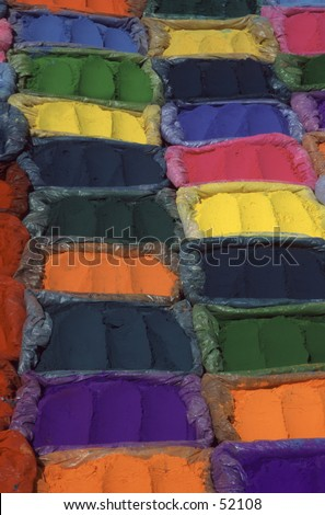 Colors offered on Indian market