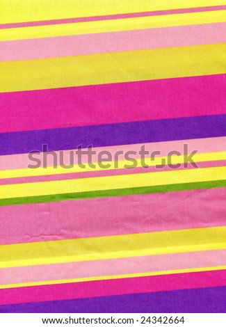 Coloured fabric textile texture to background