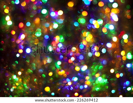 Colourful background of holiday - stock photo