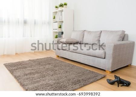 Comfortable Beautiful Living Room Business Woman Stockfoto Awesome Beautiful Living Room