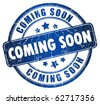 Coming soon stamp - stock vector