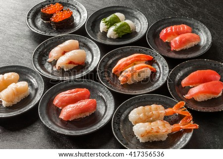 Common extra special sushi