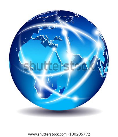 Communication World, Global Commerce - Europe, Middle East, Africa - Raster Version