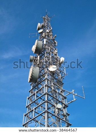 Communications antennae