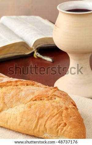 Communion - stock photo