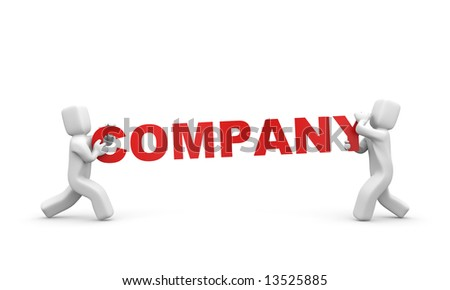 Company - stock photo
