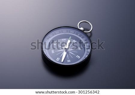 compasses - stock photo