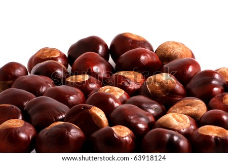 Composition of chestnuts