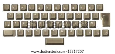 qwerty keyboard stock images royaltyfree images