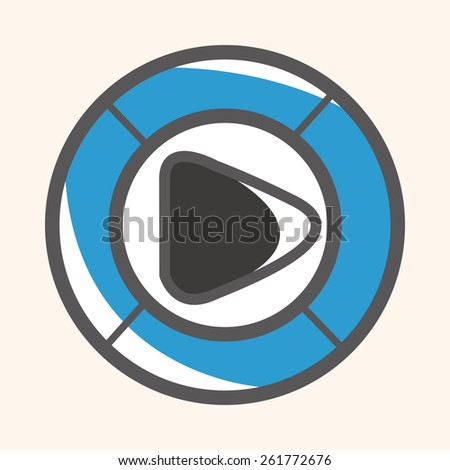 aperture icon vector symbol flat outline stock vector photography equipment logan utah Japanese Photographic Equipment Logo