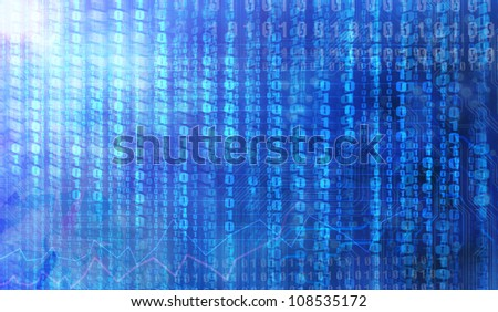 Computer Software Binary Code