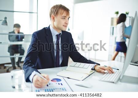 Computing - stock photo