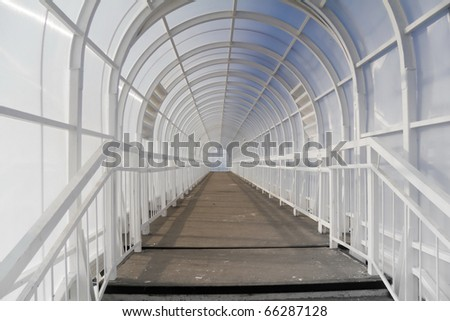 Concept Light Tunnel
