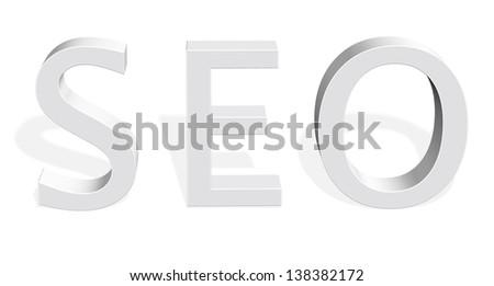 Conceptual element logo idea - company brand identity graphic - stock photo