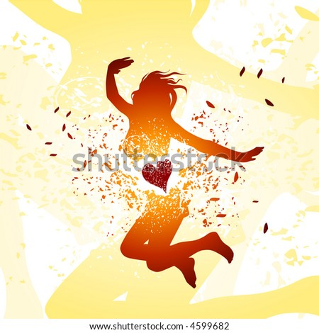 Conceptual illustration - stock photo