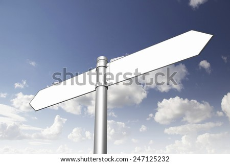 Conceptual signpost, which direction to take?