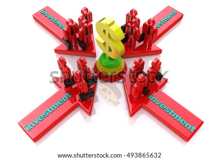 Conceptual victory. 3d stairs climbing to leader, promotion for career, business, success, achievement, winner, goal, step, rise or victory of information related to the successes. 3d illustration
