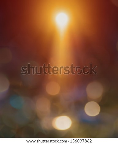 Concert lighting background.  - stock photo