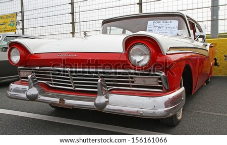 1957 Ford Fairlane Stock Images Royalty Free Images