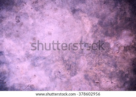 Concrete floor dirty old cement texture - stock photo