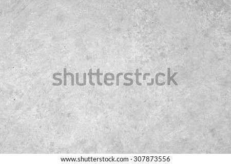 Concrete floor white dirty old cement texture - stock photo