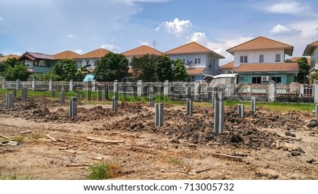 Build New House stake stock images, royalty-free images & vectors | shutterstock