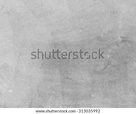 Concrete, plaster floor backround with natural grunge texture. Raw surface - stock photo