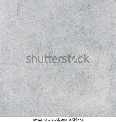Concrete Textured Ceramic Tile - stock photo