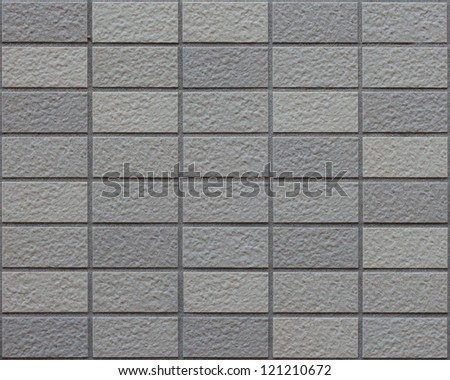 concrete tile - stock photo
