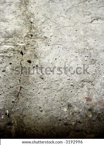 concrete wall 2 - stock photo
