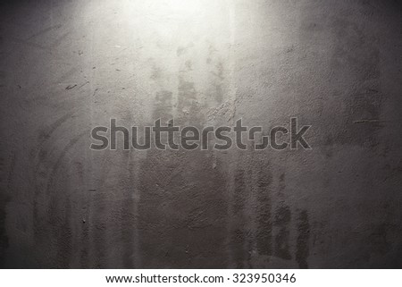 Concrete wall background texture close-up