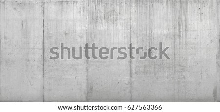 concrete wall - Exposed concrete