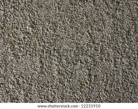Concrete wall surface texture on sunlight