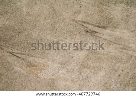 Concrete walls plastered with a rough surface. - stock photo