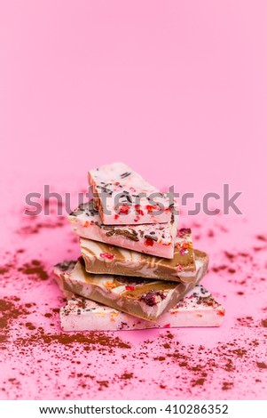 confectionery - stock photo